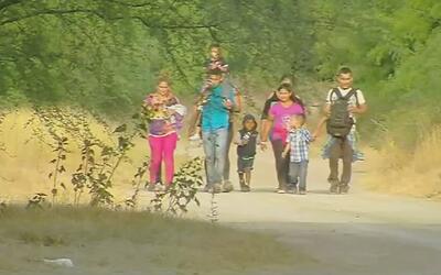 Cientos de casos de cruce de la frontera con 'coyotes' terminan en secue...