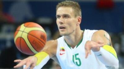 La selección de Lituania se despidió del Europeo con una victoria ante G...