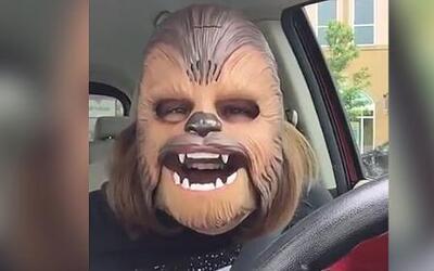 Mamá Chewbacca, el video más visto en la historia de Facebook Live