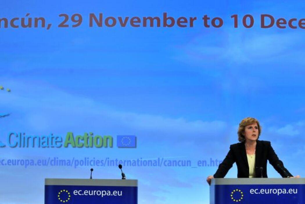 El presidente del Panel Intergubernamental sobre el Cambio Climático, Ra...
