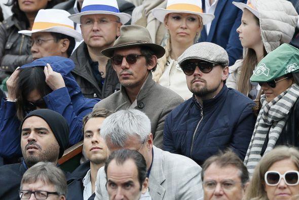 El 'Lobo del Wall Steet' también domina París, atento está Leonardo Di C...