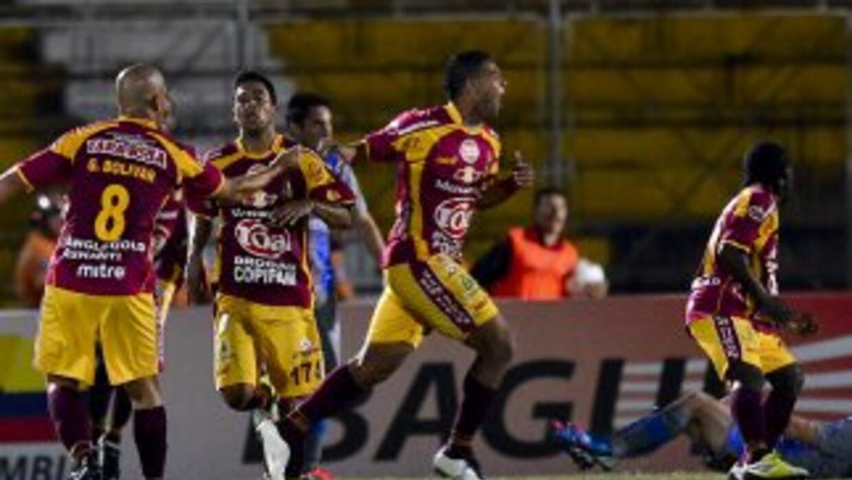 Deportes Tolima sumó de a tres en el Grupo Tres de Libertadores luego de...