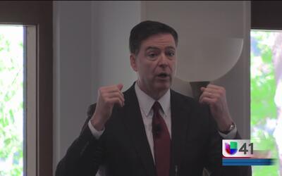 Director del FBI hace un llamado al sector privado para trabajar en conj...