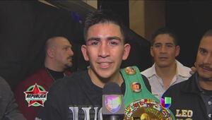Leo Santa Cruz quiere pelear con nombres grandes