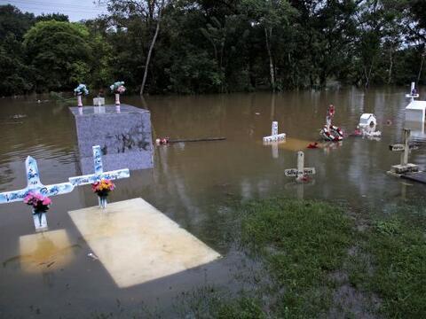 Las intensas lluvias que se han registrado en Panamá durante los...