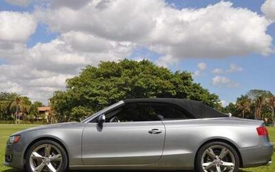 El Audi A5 Cabriolet 2011 conjuga el lenguaje de diseño de Audi con gran...