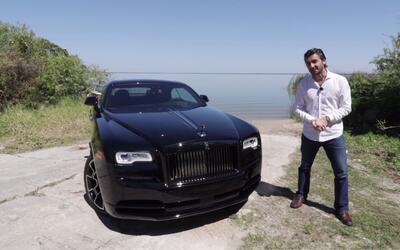 Rolls Royce Wraith Black Badge 2017 - Prueba A Bordo Completa