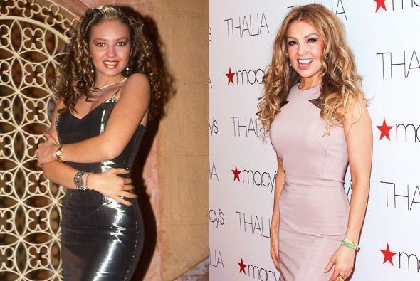 Thalía celebra su cumpleaños disfrutando de su familia, con nuevos proye...