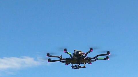 Invasión de drones: Los objetos voladores a radio control se han convert...