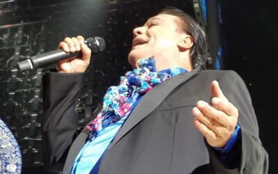 Juan Gabriel cantó durante más de dos horas y media en Los...