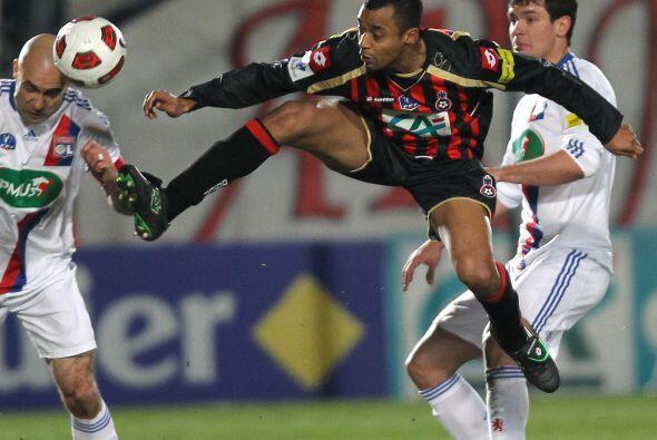 El Ballet en el fútbol.