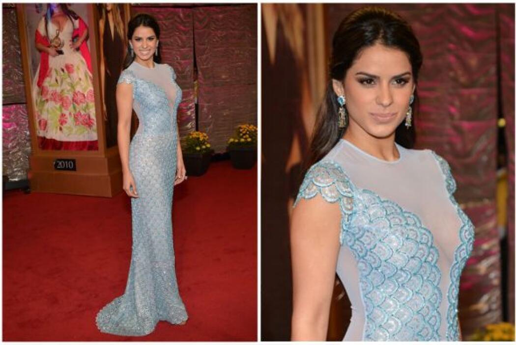 La también reina de Nuestra Belleza Latina se une a Henry, Maripily, Dia...