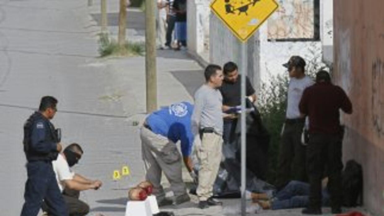 Las decapitaciones se han vuelto frecuentes entre los grupos de narcontr...