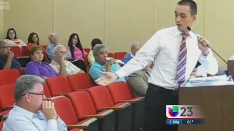 El alcalde de Hialeah se ve envuelto en una polémica por presunto espionaje