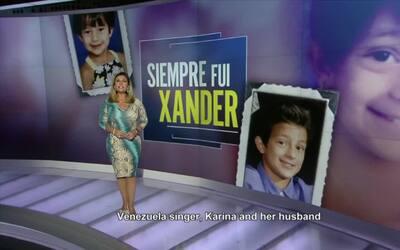 Siempre fuí Xander ( I was always Xander)
