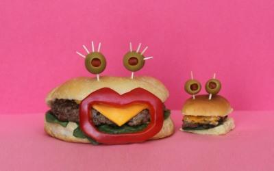 ¡Deliciosos y terroríficos son los 'monster' sandwich!
