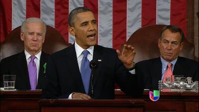 Momentos destacados del discurso del presidente Obama