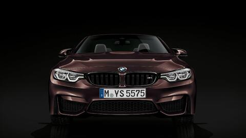 Este es el nuevo BMW M4 Convertible