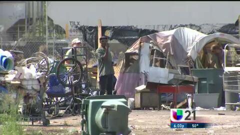 La hija del alcalde de Fresno estaba sin hogar