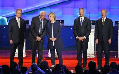 debate democrata todos