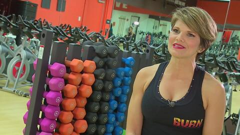 María Guerra, la mujer que encontró en el ejercicio la salida a la depre...