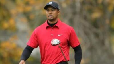 Tiger Woods no se ha podido recuperar de sus problemas personales, los c...