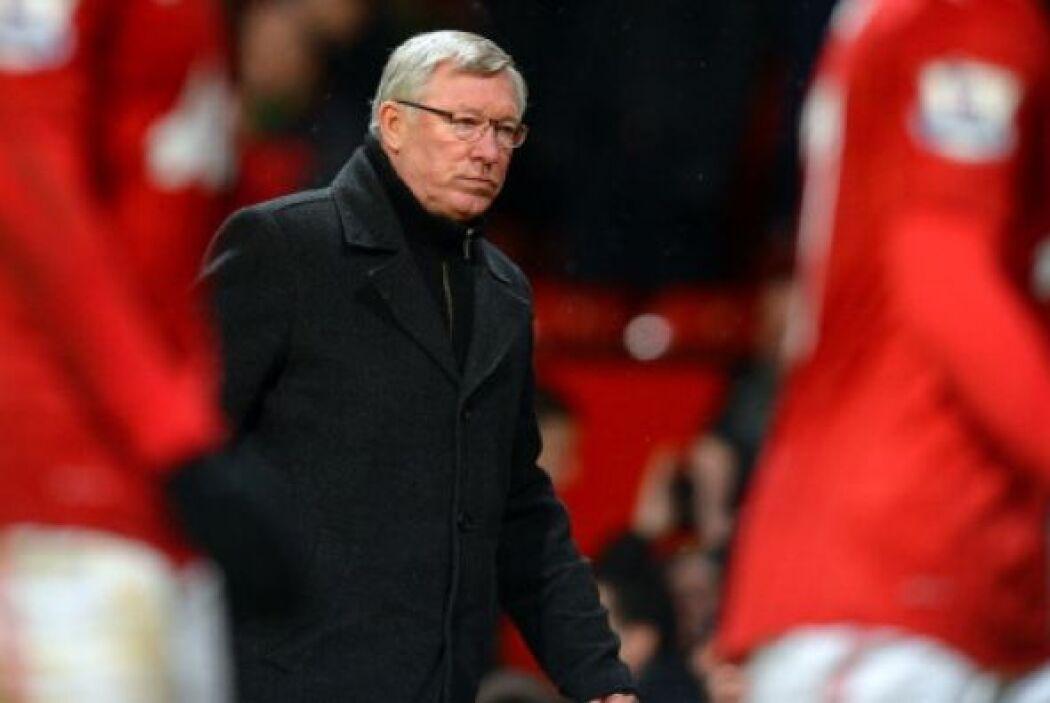 Ferguson quedó satisfecho con la victoria.