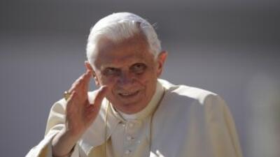 Según fuentes de El Vaticano, el papa Benedicto XVI tiene muchas ganas d...