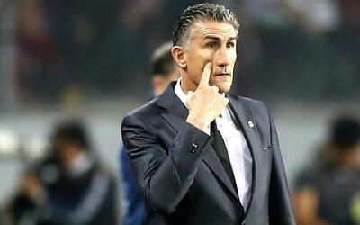 """Edgardo Bauza vio otro partido de la Argentina: """"Hicimos un gran partido..."""