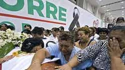 El narcotráfico irrumpe a balazos en elecciones estatales mexicanas d89d...