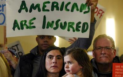La derogación de Obamacare podría significar que má...