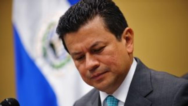 El jefe de la diplomacia de El Salvador, Hugo Martínez, dijo que el gobi...