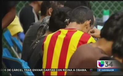 Agilizan reunificación de niños de la frontera