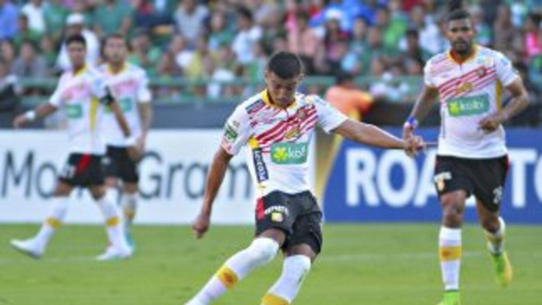 El Grupo 7 de la Liga de Campeones de la Concacaf lo completa el León me...