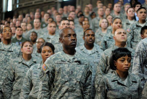 Enero 18- El jefe del Pentágono anunció las cifras de abus...