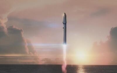 Este es el plan de Elon Musk para viajar y colonizar Marte