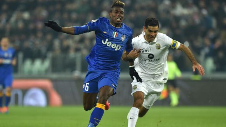 Rafa Márquez y la zaga del Verona sufrieron una lluvia de goles ante el...