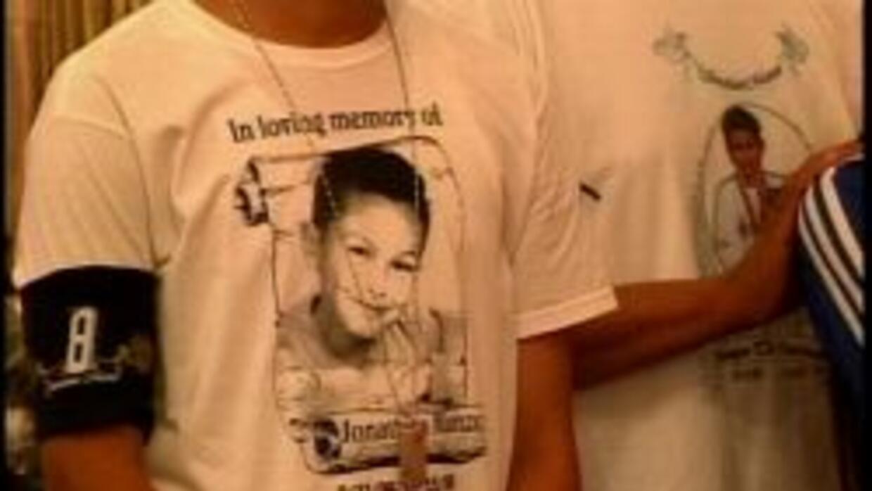 Cuando ocurrió el trágico accidente, Jonathan Manzo, de 10 años, regresa...