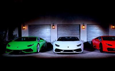 Este es el nuevo Lamborghini Huracán RWD Spyder