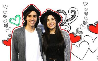 Yadiel y Yashira