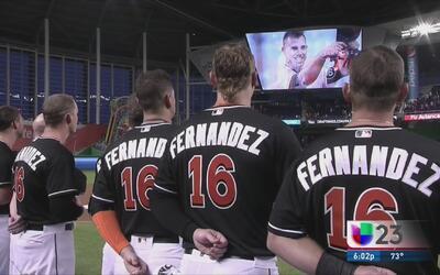 Jugadores de los Marlins reaccionan a la muerte de 'Joseito Fernández'
