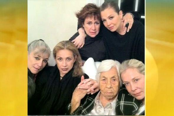 La hermanas de Thalía fueron secuestradas el 22 de septiembre del...