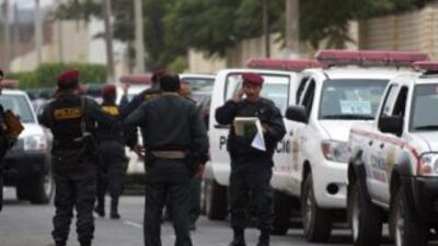 La policía peruana detuvo arebelde antes de asumir liderazgo de Sendero...