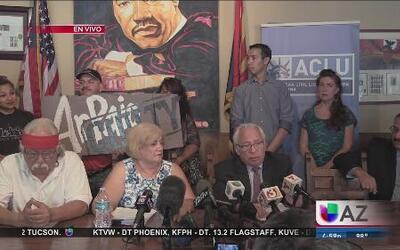 Líderes locales reaccionan a fallo contra Arpaio