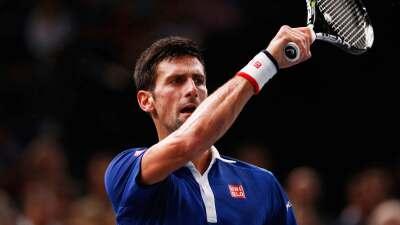 Djokovic gana cuarto Masters 1000 de París