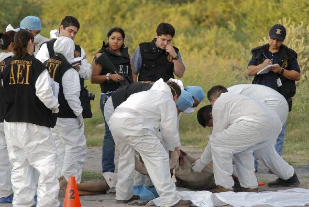 Las ciudades más afectadas por la ola de violencia son Ciudad Juárez, Ti...