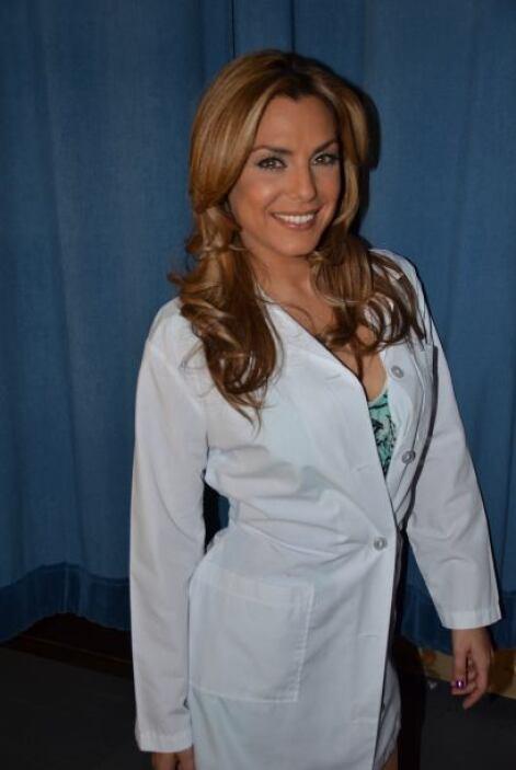 Rosina Grosso es una de las enfermeras más buscadas por todos los enferm...