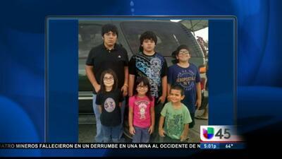 Mueren cinco niños tras incendio en Edna, TX