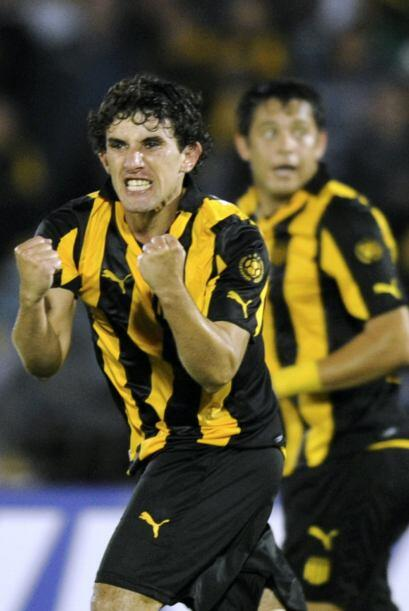 El gol de Peñarol fue anotado por Matías Corujo a los 36 minutos.