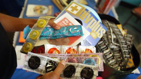 La mayor tasa de nuevos diagnósticos de VIH se registró el año pasado en...